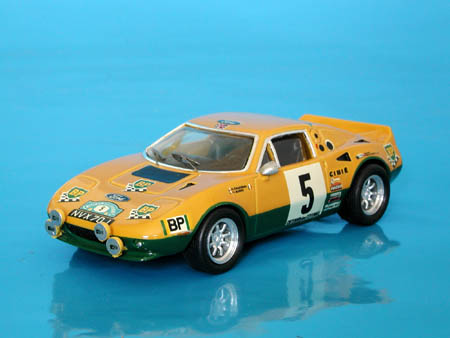 Модель 1:43 Ford-GB GT 70 B.P.Racing (Cevennes)