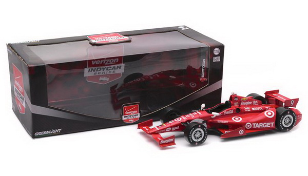 Модель 1:18 SCOTT DIXON TARGET CHIP GANASSI IZOD INDY CAR 500