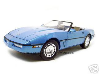 Модель 1:18 Chevrolet Corvette Diecast Model - blue
