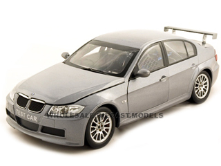 Модель 1:18 BMW 320Si WTCC Test Car Grey
