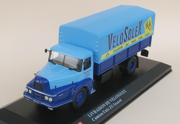 1 43 camion unic zu izoard v losolex les v hicules du garage moderne 2 - Les vehicules du garage moderne ...