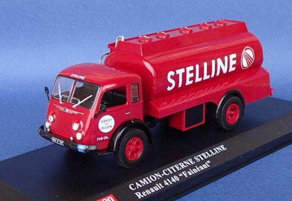 модель 1 43 renault fain 233 ant stellin серия 171 les v 233 hicules du garage moderne 187 6 с журналом