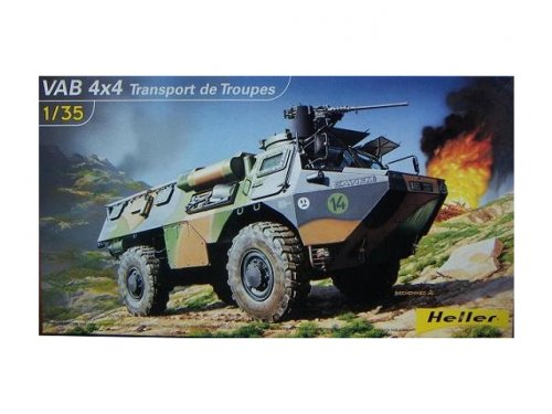 Модель 1:35 VAB 4x4 Transport de Troupes