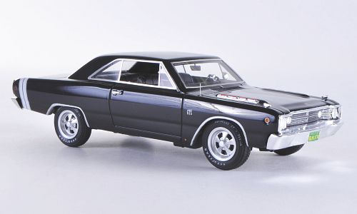 Модель 1:43 Dodge Dart GTS - gloss black