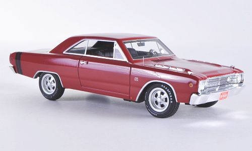 Модель 1:43 Dodge Dart GTS - charger red