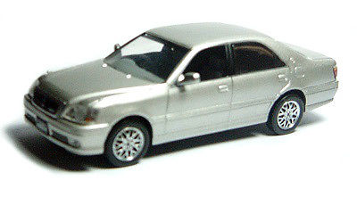 Модель 1:43 Toyota Crown Athlete V - silver