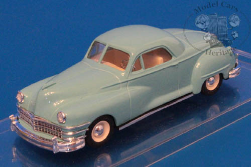 Модель 1:43 Chrysler Windsor Coupe