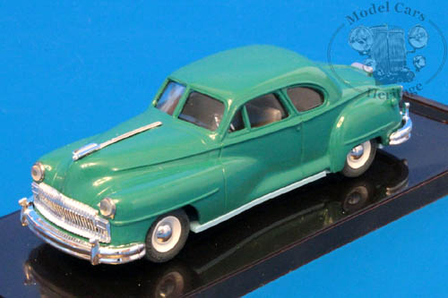 Модель 1:43 De Soto Coupe - green