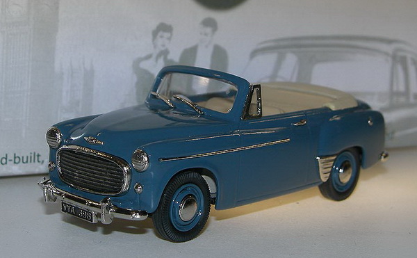 Модель 1:43 Hillman Minx Convertible - Quartz Blue