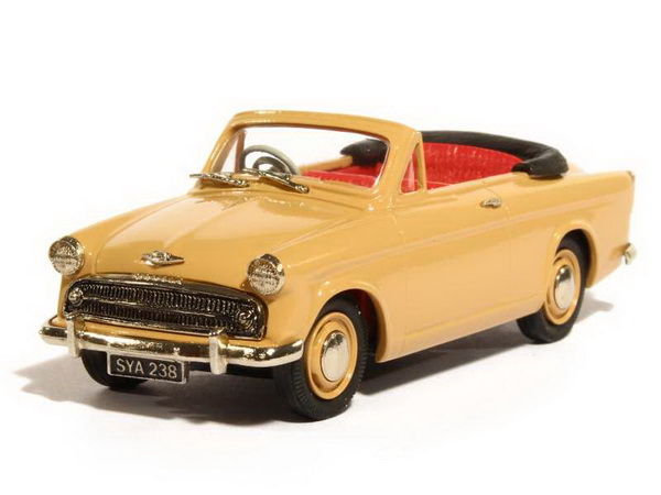 Модель 1:43 Hillman Minx Cabrio - honey beige