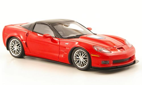 Модель 1:43 Chevrolet Corvette ZR1 - Red