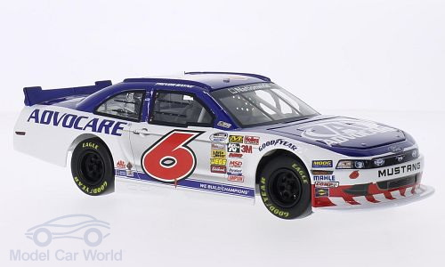 Модель 1:24 Ford Mustang, №6, Roush Fenway Racing, Advocare, Nascar 2014