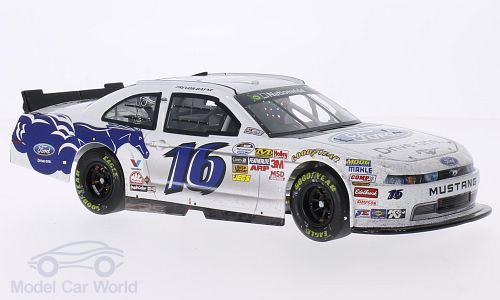 Модель 1:24 Ford Mustang, №16, Roush Fenway Racing, Ford, Nascar 2011