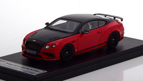 Модель 1:43 Bentley Continenal GT Supersports 2017
