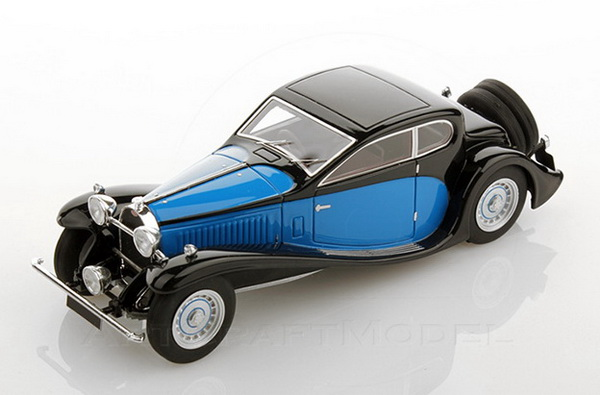 Модель 1:43 Bugatti T50T - cream/black