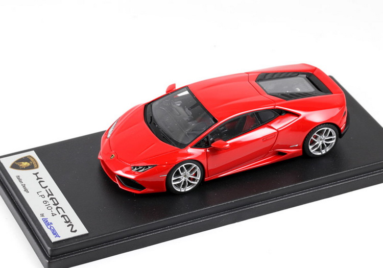 Модель 1:43 Lamborghini Huracán LP 610-4 - red