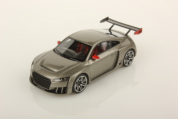 Модель 1:43 Audi TT CLUB SPORT Turbo Concept
