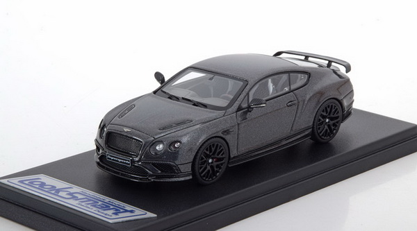 Модель 1:43 Bentley Continenal Supersports 2017 - Dark grey