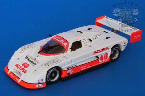 Модель 1:43 Acura/Spice №48 IMSA Camel Lights Champion (Parker Johnstone)