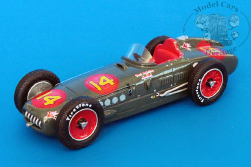 Модель 1:43 Fuel Injection Special №14 Winner Indy (Bill Vukovich)
