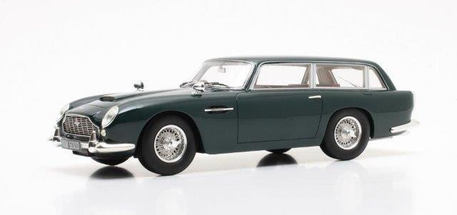 Модель 1:18 ASTON MARTIN DB5 Shooting Brake by Harold Radford 1964 Green