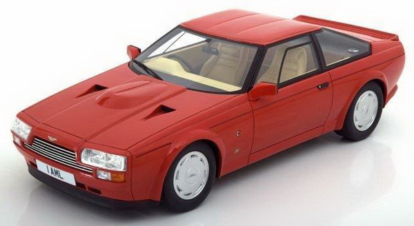 Модель 1:18 ASTON MARTIN V8 Zagato Coupe 1986 Red