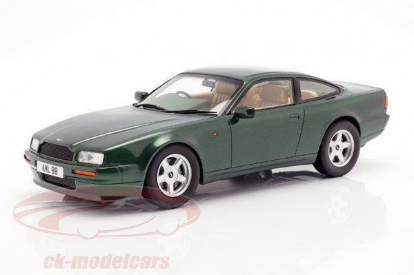Модель 1:18 ASTON MARTIN Virage 1988 Green Metallic