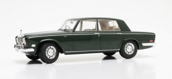 Модель 1:18 Rolls-Royce Silver Shadow - green