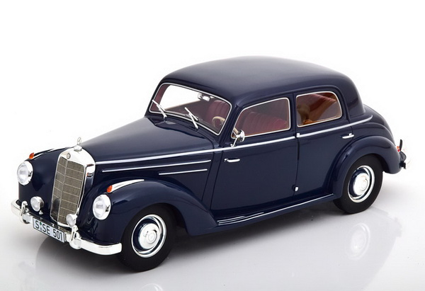Модель 1:18 Mercedes-Benz 220 (W187) Saloon - blue
