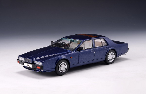Модель 1:43 Aston Martin Lagonda Series 4 - blue