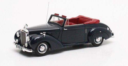 Модель 1:43 Alvis TA21 Tickford DHC Cabrio - blue