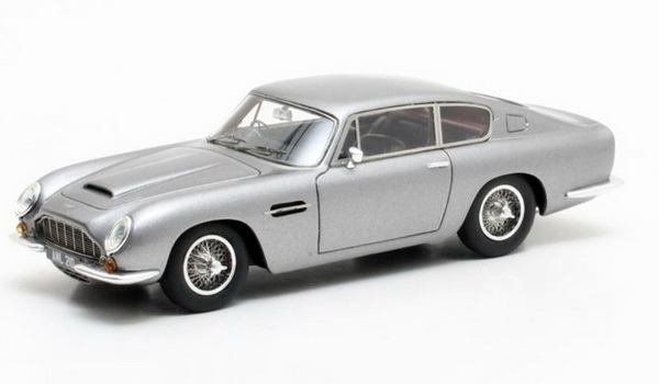 Модель 1:43 Asston Martin DB6 Vantage 1965 Metallic Grey