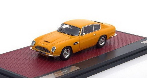 Модель 1:43 ASTON MARTIN DB6 Vantage 1965 Yellow