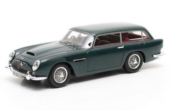 Модель 1:43 Aston Martin DB5 Shooting Brake Harold Radford - green