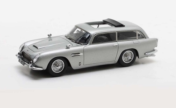 Модель 1:43 Aston Martin DB5 Shooting Brake by Harold Radford 1964 (Silver)