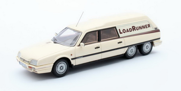 Модель 1:43 Citroen CX Break «LoadRunner» - cream