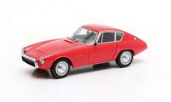 Модель 1:43 FIAT Ghia 1500 GT Coupe Red