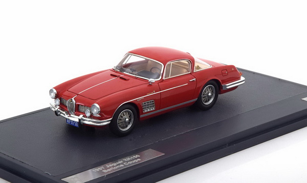 Модель 1:43 Jaguar XK 150 Bertone Coupe - red (L.E.408pcs)