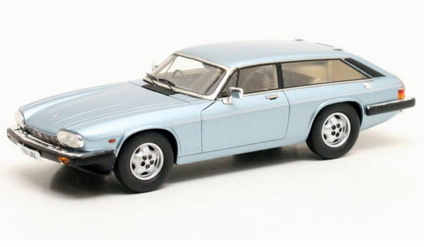 Модель 1:43 Jaguar XJS Estate Lynx Eventer - blue met
