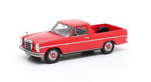 Модель 1:43 Mercedes-Benz (W115) «Binz» Pickup - argentina red