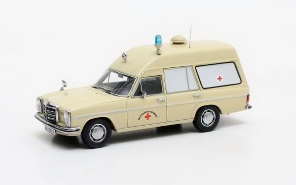 Модель 1:43 Mercedes-Benz (W115) «Binz» Ambulance - creme