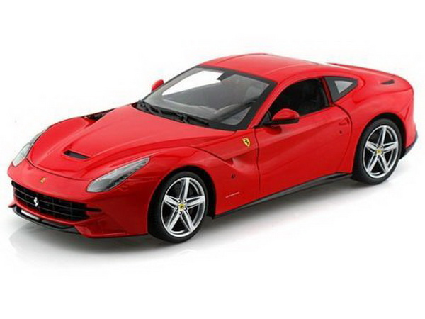 Модель 1:18 Ferrari F12 Berlinetta - red