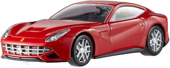 Модель 1:43 Ferrari F12 Berlinetta - red