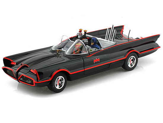 Модель 1:18 Batmobile Batman & Robin (TV series)