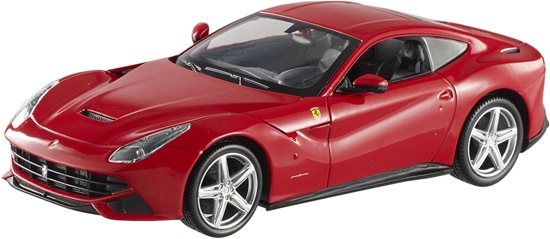 Модель 1:24 Ferrari F12 Berlinetta - red