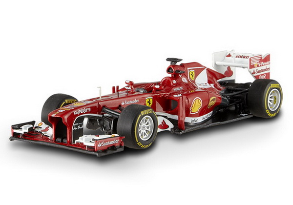 Модель 1:43 Ferrari F138 China GP (Fernando Alonso) (L.E.5000pcs)