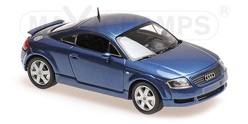 Модель 1:43 Audi TT Coupe blue metallic