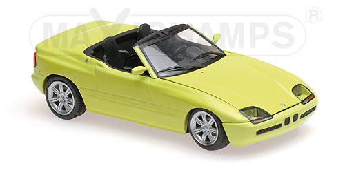 Модель 1:43 BMW Z1 (E30) - 1991 - YELLOW