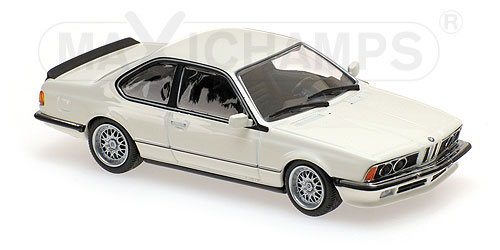 Модель 1:43 BMW 635 CSI (E24) - 1982 - WHITE