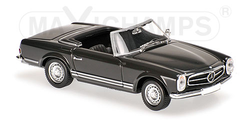 Модель 1:43 Mercedes-Benz 230 SL - grey